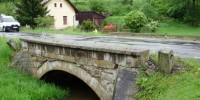 Most v Rozsochatci - původní stav