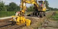 Oprava koleje Havlíčkův Brod- Lípa
