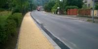 Chodník ul. Jihlavská, Humpolec - PO